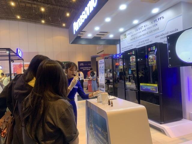 Panasonic đạt danh hiệu Tủ lạnh có công nghệ diệt khuẩn hiệu quả nhất tại Tech Award - 3