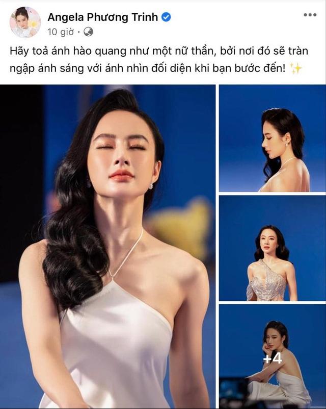 Angela Phương Trinh mặc áo yếm, ngực lấp ló khoe nhan sắc gây sốt - 1