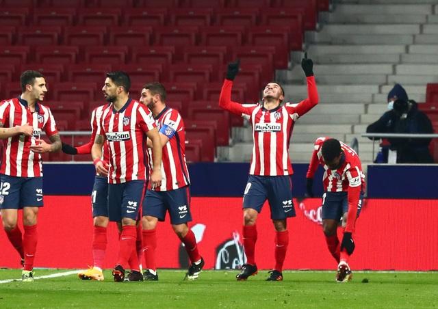 Atletico bỏ xa Real Madrid, Barcelona trong cuộc đua vô địch La Liga - 8