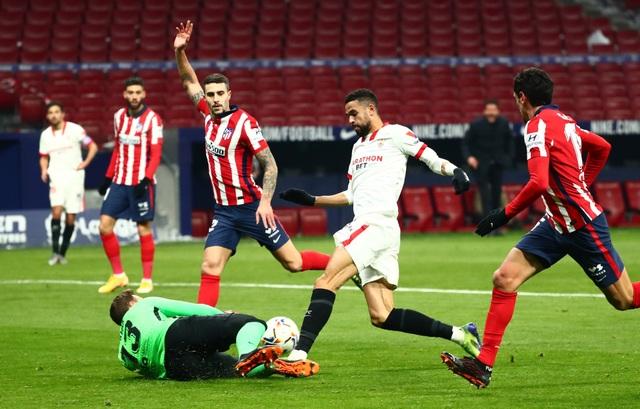 Atletico bỏ xa Real Madrid, Barcelona trong cuộc đua vô địch La Liga - 1
