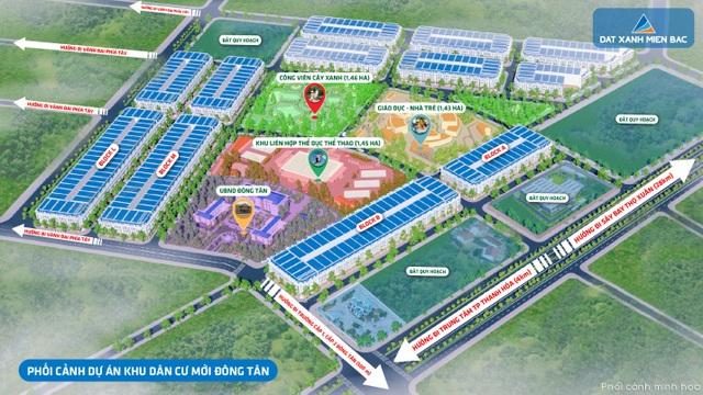 4 lợi thế vàng của khu dân cư Đông Tân, thành phố Thanh Hóa - 2