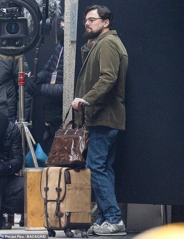 Leonardo DiCaprio già nua trong phim mới - 3