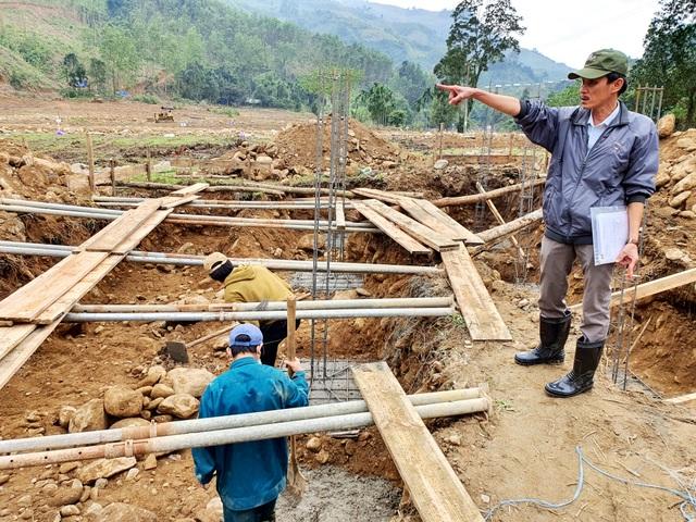 Thần tốc xây dựng khu tái định cư cho bà con sạt lở Trà Leng - 5