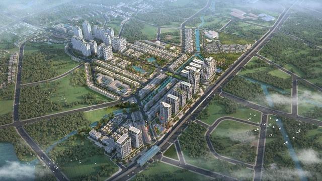 Khu Tây Hà Nội: Hình thành chuỗi khu đô thị của tương lai - 1