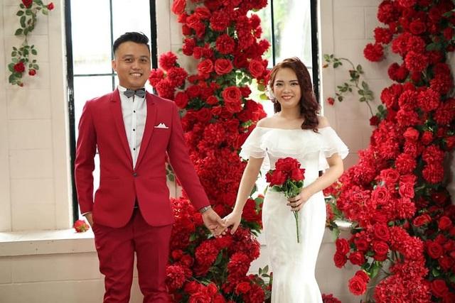 Cặp đôi 9x kết hôn sau 5 tháng quen nhau tại show hẹn hò - 2