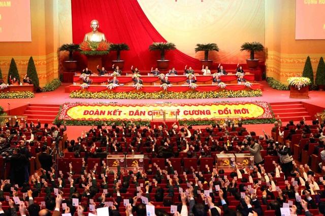 Phân công cán bộ khi lãnh đạo cơ quan phòng chống Covid-19 dự Đại hội Đảng - 1