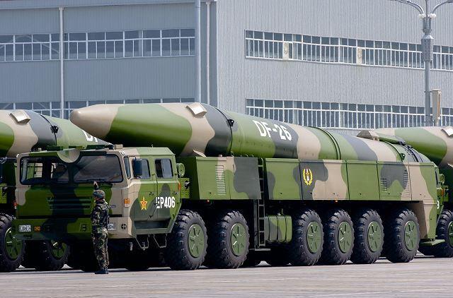 Báo Nhật: Trung Quốc bắn thử tên lửa vào tàu di chuyển trên Biển Đông - 1