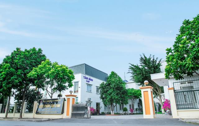 Dược phẩm Tâm Bình nhận giải Top 5 Công ty Đông dược uy tín 2020 - 2