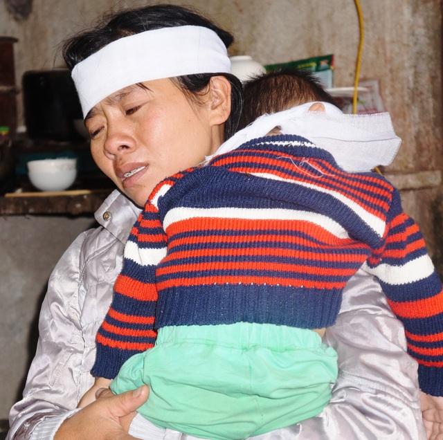 Đau nhói lòng cảnh 4 đứa trẻ mất cha trong vụ tai nạn tại Sở Tài chính - 3