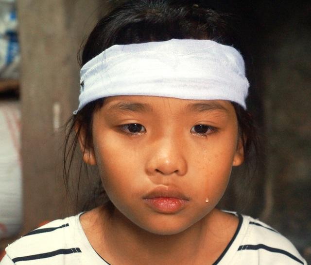Đau nhói lòng cảnh 4 đứa trẻ mất cha trong vụ tai nạn tại Sở Tài chính - 6