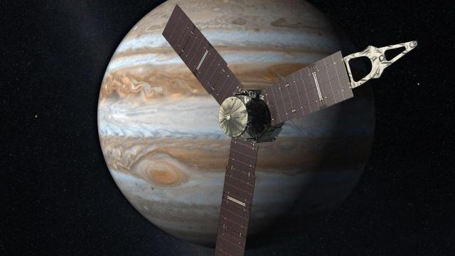 Tín hiệu sóng FM bí ẩn phát ra từ Mặt trăng của Sao Mộc - 1