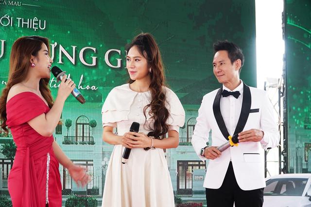 Lý Hải - Minh Hà xuất hiện tại lễ giới thiệu dự án Happy Home Cà Mau - 4