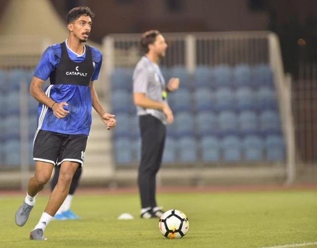 Các tuyển thủ UAE tự tin sẽ đánh bại đội tuyển Việt Nam - 3
