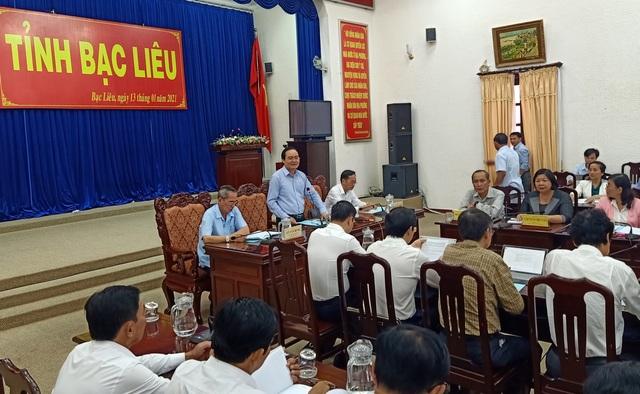 Bộ trưởng GDĐT: Việc chọn sách giáo khoa cần phải đảm bảo công bằng - 5