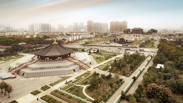 Giải mã lăng mộ đế vương bí ẩn ở Trung Quốc - 1