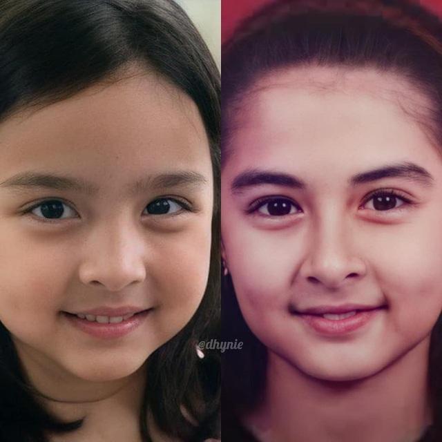 Nhan sắc vạn người mê của con gái mỹ nhân đẹp nhất Philippines - 6