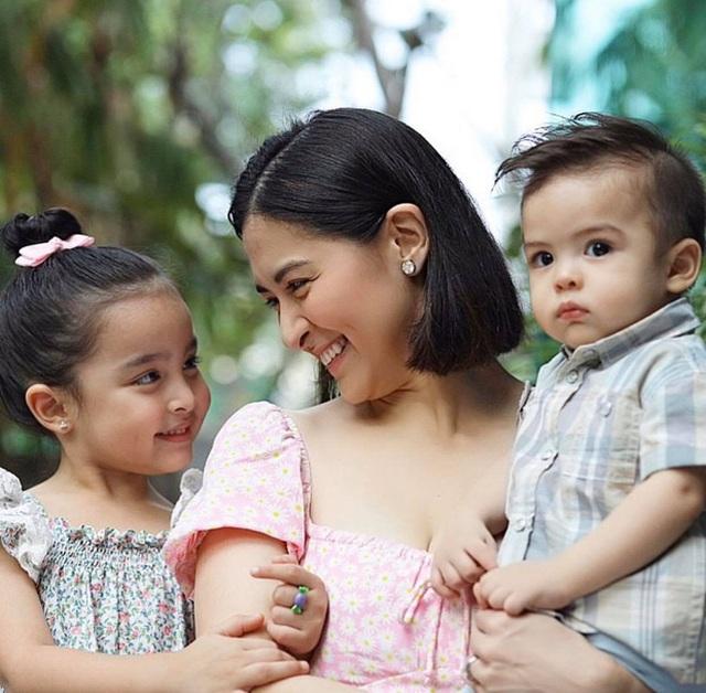 Nhan sắc vạn người mê của con gái mỹ nhân đẹp nhất Philippines - 3