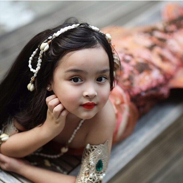 Nhan sắc vạn người mê của con gái mỹ nhân đẹp nhất Philippines - 7