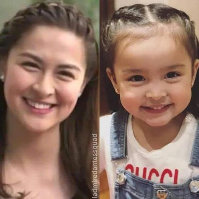 Nhan sắc vạn người mê của con gái mỹ nhân đẹp nhất Philippines - 5