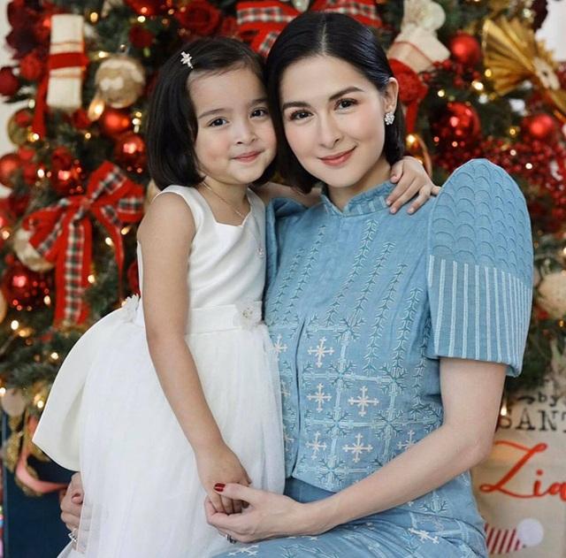 Nhan sắc vạn người mê của con gái mỹ nhân đẹp nhất Philippines - 2