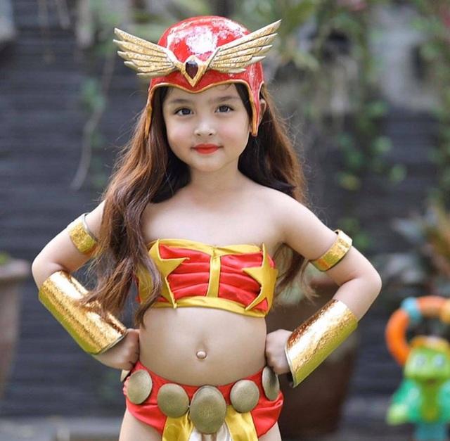 Nhan sắc vạn người mê của con gái mỹ nhân đẹp nhất Philippines - 11