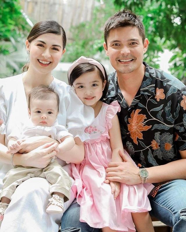 Nhan sắc vạn người mê của con gái mỹ nhân đẹp nhất Philippines - 1