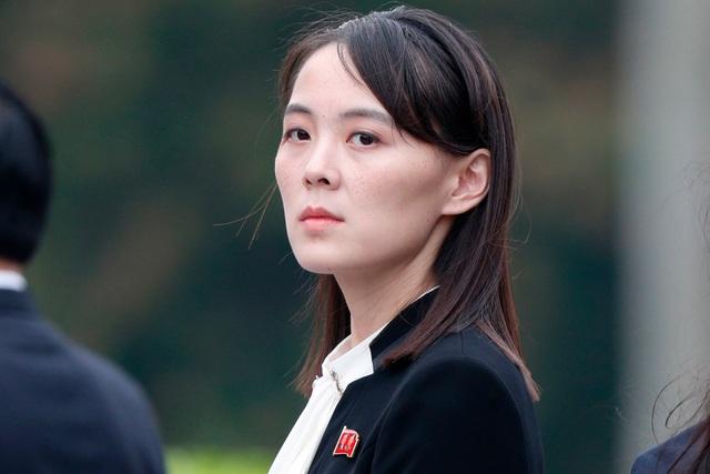 Em gái ông Kim Jong-un chỉ trích Hàn Quốc vì theo dõi Triều Tiên - 1