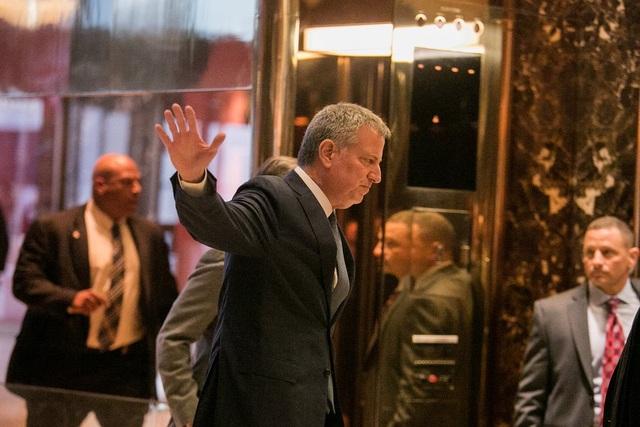 New York cắt quan hệ làm ăn với nhà Trump - 1