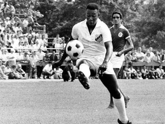 Sự thật về con số 1283 bàn thắng, Vua bóng đá Pele có thực sự vĩ đại? - 1