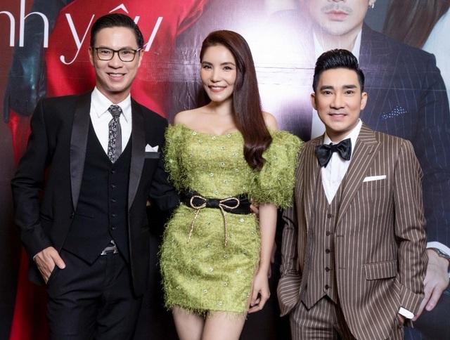 Pha Lê ẵm con 2 tháng tuổi ủng hộ Quang Hà và Kiwi Ngô Mai Trang - 9