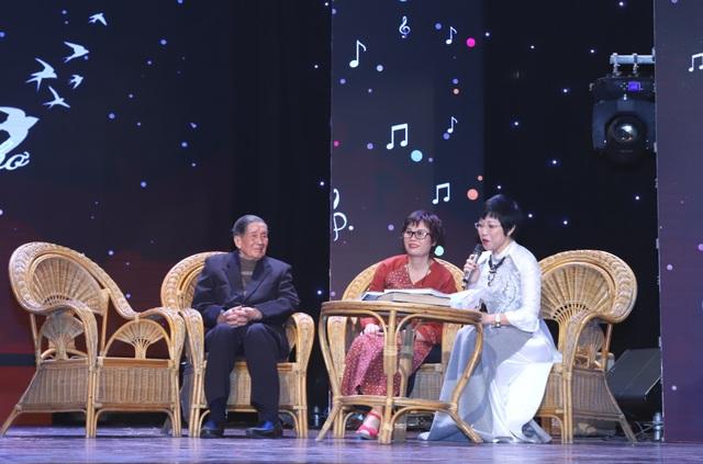 Đong đầy cảm xúc trong đêm nhạc mừng nhạc sĩ Phạm Tuyên tròn 91 tuổi - 1