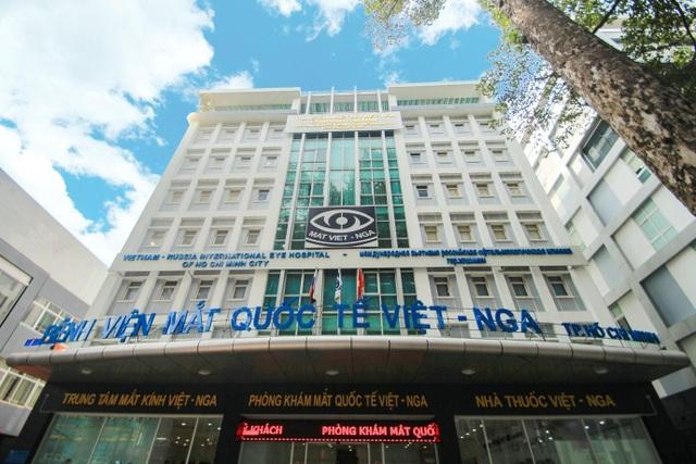 Bệnh viện Mắt Quốc tế Việt - Nga TP. HCM áp dụng thanh toán phẫu thuật BHYT - 1