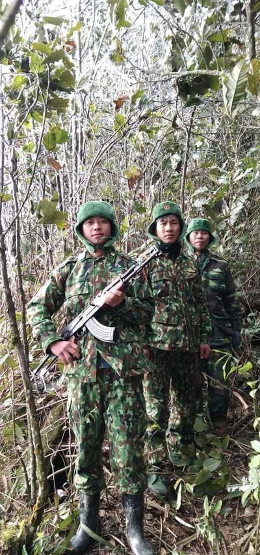 Tuyết rơi ở biên giới xứ Nghệ - 9
