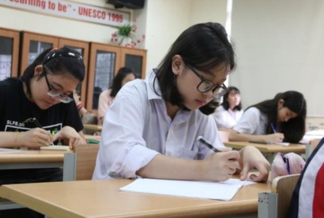 Hà Nội: Sắp công bố phương án thi lớp 10 THPT - 1