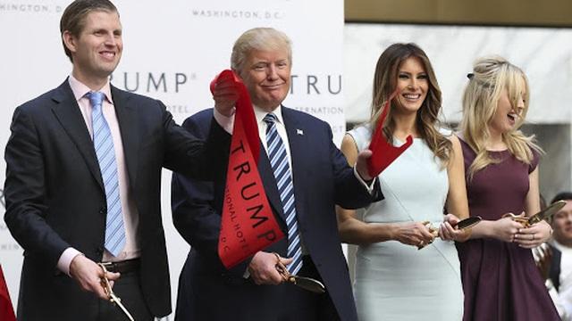 Đế chế kinh doanh của nhà Trump ra sao sau khi ông rời Nhà Trắng? - 1