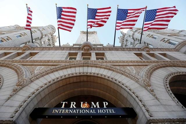 Đế chế kinh doanh của nhà Trump ra sao sau khi ông rời Nhà Trắng? - 3