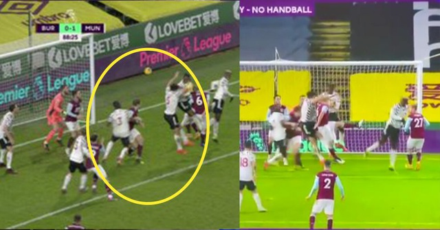 Tranh cãi lớn về việc Man Utd thoát thẻ đỏ và phạt đền - 5