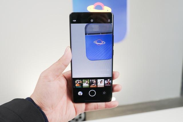 Trên tay Vivo X60 Pro: smartphone đầu tiên dùng chip Exynos 1080 - 7