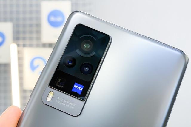 Trên tay Vivo X60 Pro: smartphone đầu tiên dùng chip Exynos 1080 - 6