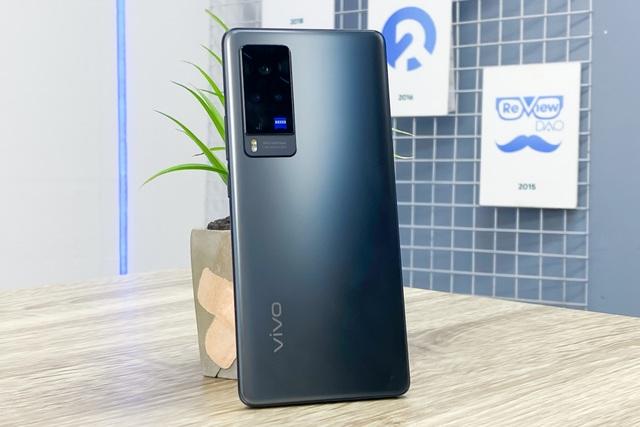 Trên tay Vivo X60 Pro: smartphone đầu tiên dùng chip Exynos 1080 - 1