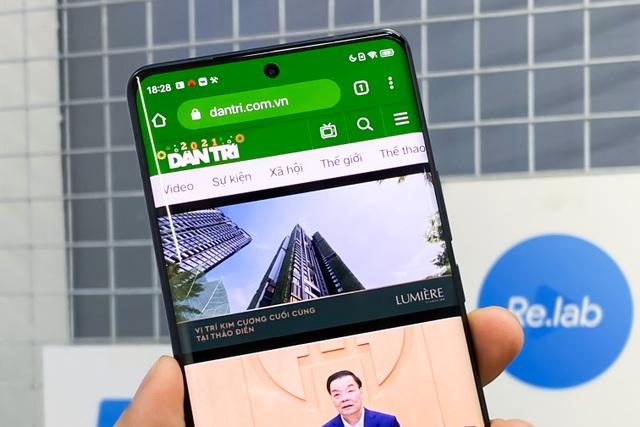 Trên tay Vivo X60 Pro: smartphone đầu tiên dùng chip Exynos 1080 - 4