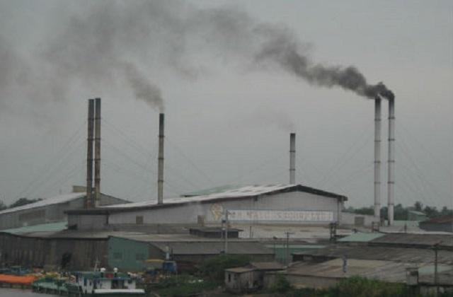 Vi phạm về bảo vệ môi trường, một doanh nghiệp bị phạt 210 triệu đồng - 1