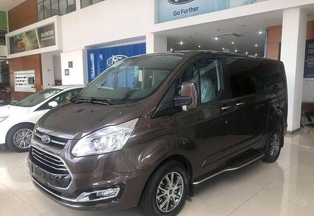 10 mẫu ô tô bán chậm nhất tại Việt Nam năm 2020 - 10