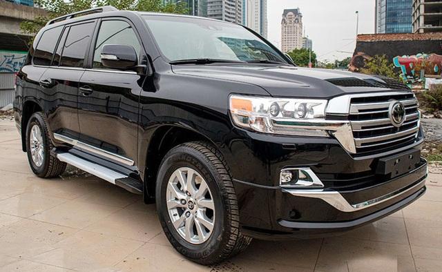 10 mẫu ô tô bán chậm nhất tại Việt Nam năm 2020 - 11