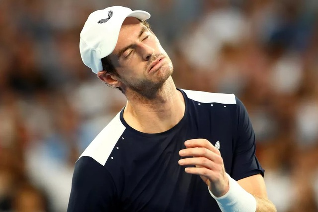 Andy Murray nhiễm Covid-19 ngay trước ngày tới Australia - 1