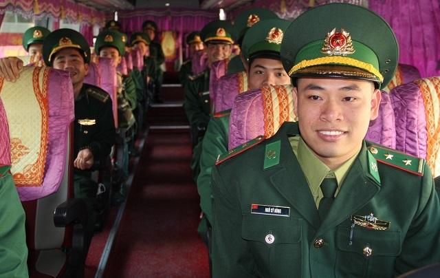 Chi viện 40 lính biên phòng giúp Kiên Giang bọc biên giới, chặn Covid-19 - 5