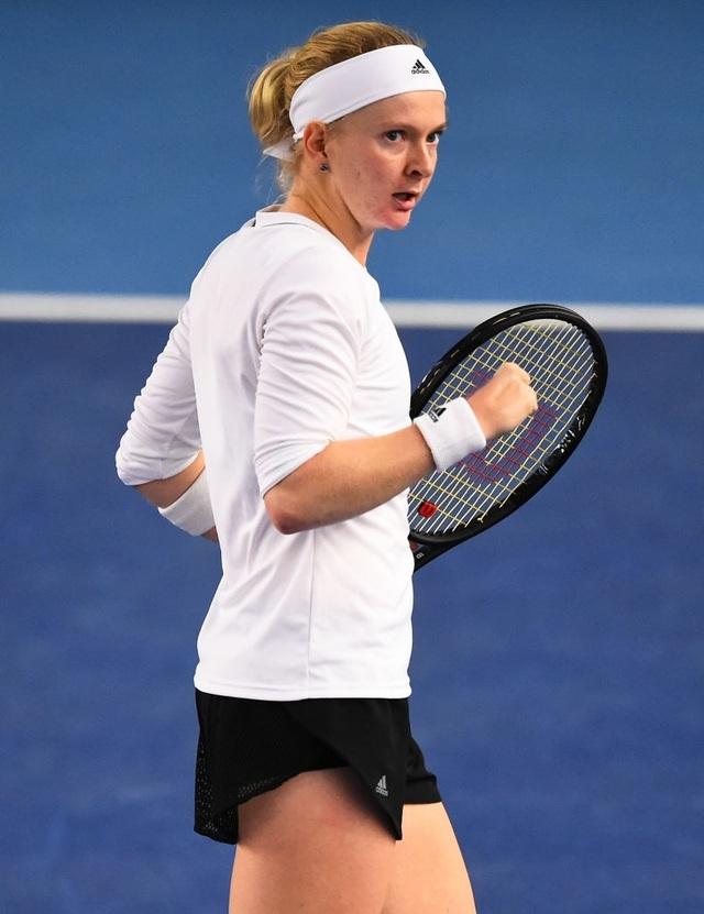 Cô gái thiếu hai ngón tay vượt qua vòng loại Australian Open 2021 - 3