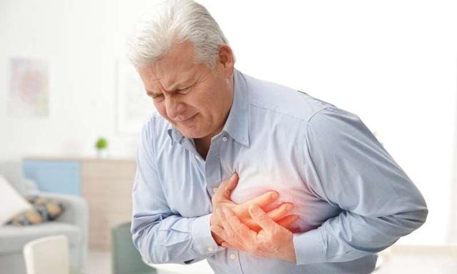 Những người có lượng canxi cao dễ bị đau tim - 1