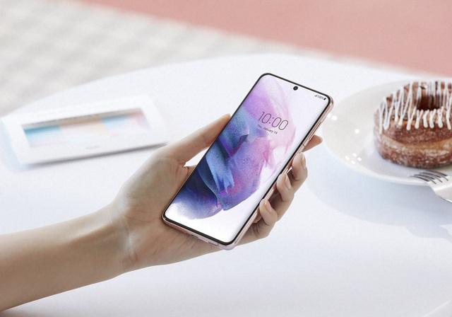 Samsung chính thức ra mắt bộ 3 Galaxy S21 - 2