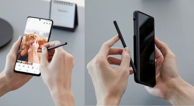 Samsung chính thức ra mắt bộ 3 Galaxy S21 - 4